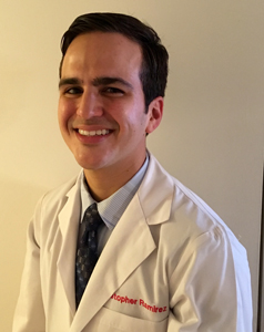 Photo of Christopher R. Ramirez, O.D